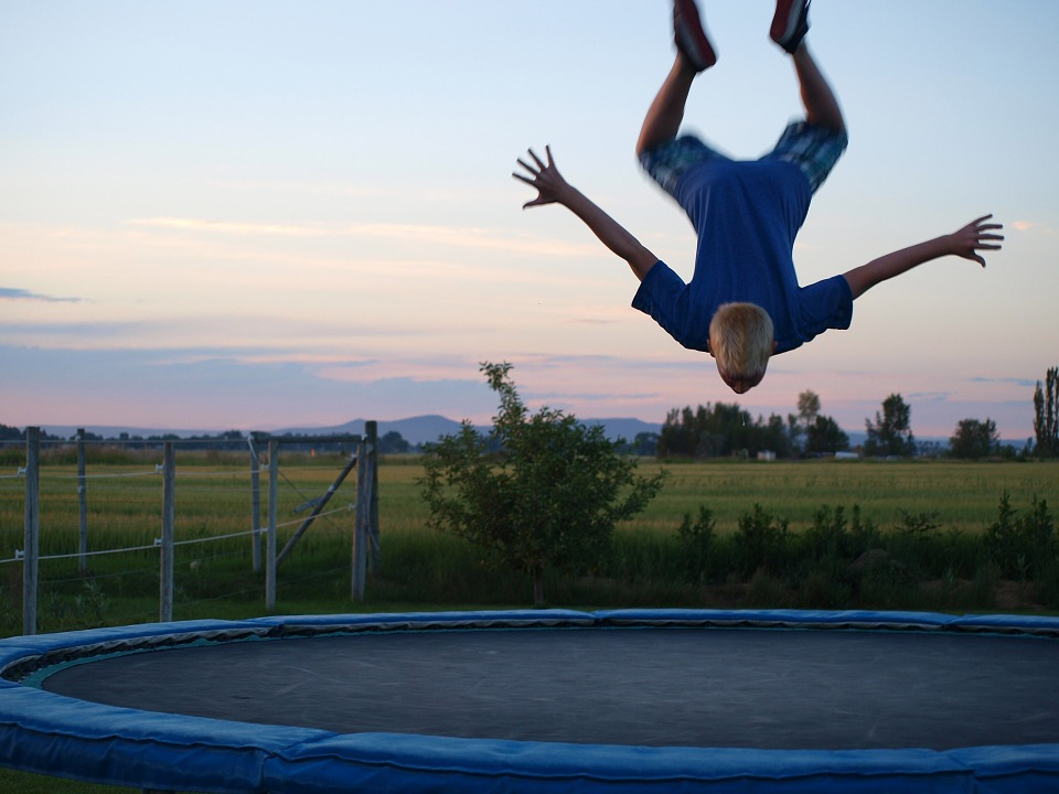 Why Buy A Springless Trampoline
