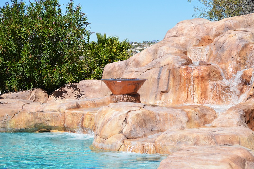 Add A Magic Touch To Your Garden With Backyard Waterfall