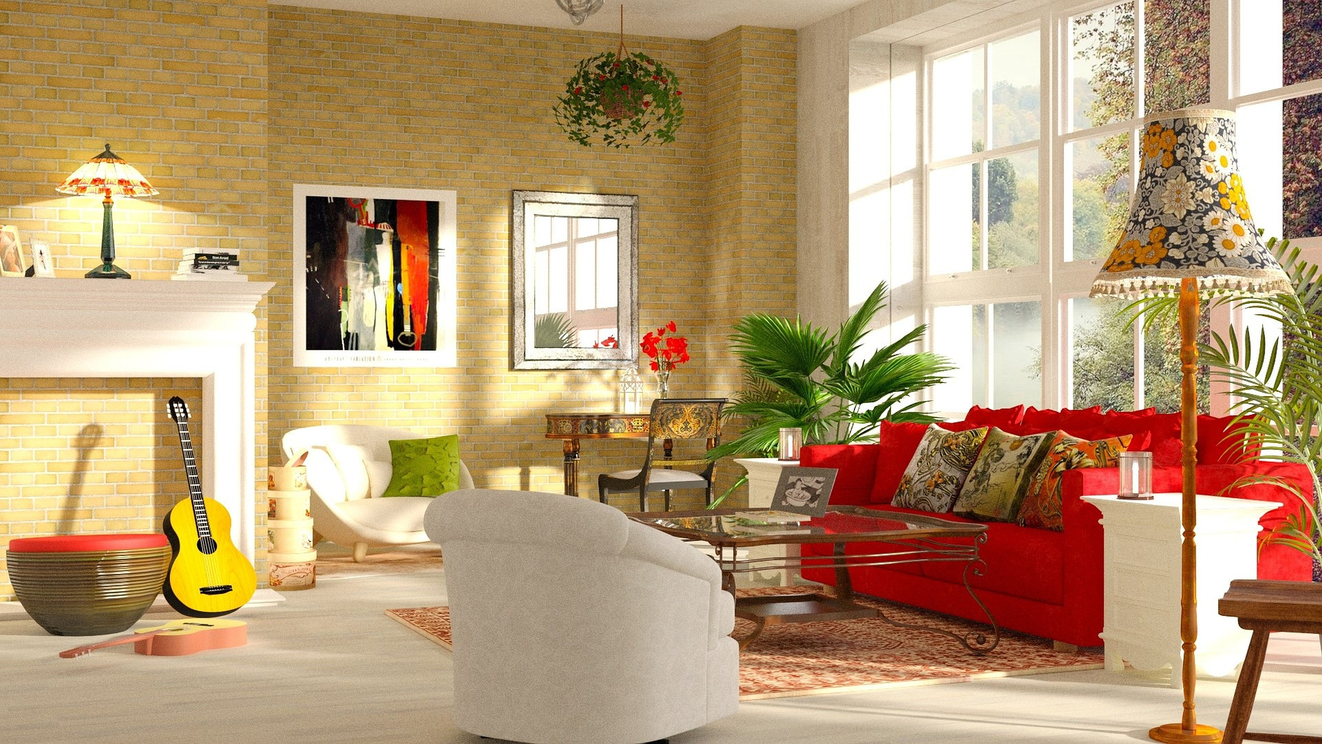 A Brief Overview Of Bohemian Furniture