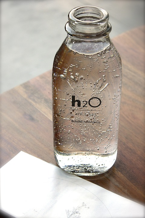 Eco Water Bottle Use