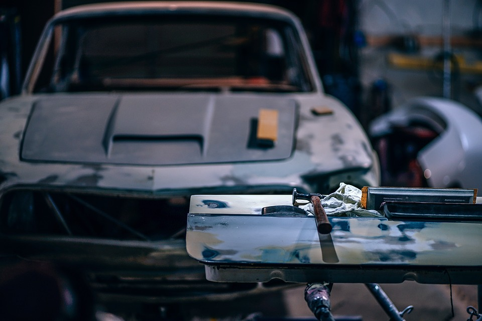 Finding The Best Body Repair Shop