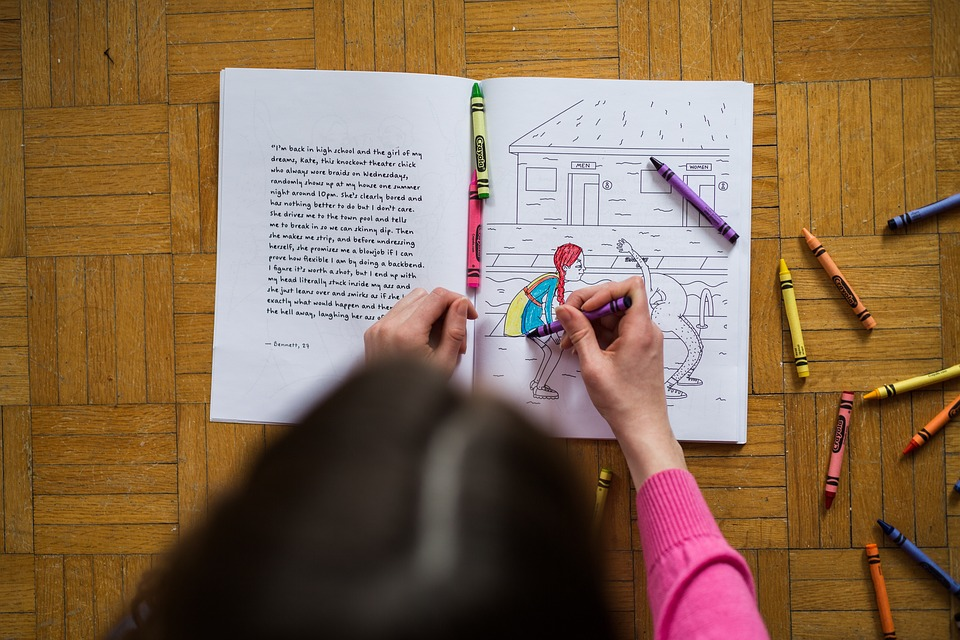 Book A Creative Arts Workshop For Your Kids