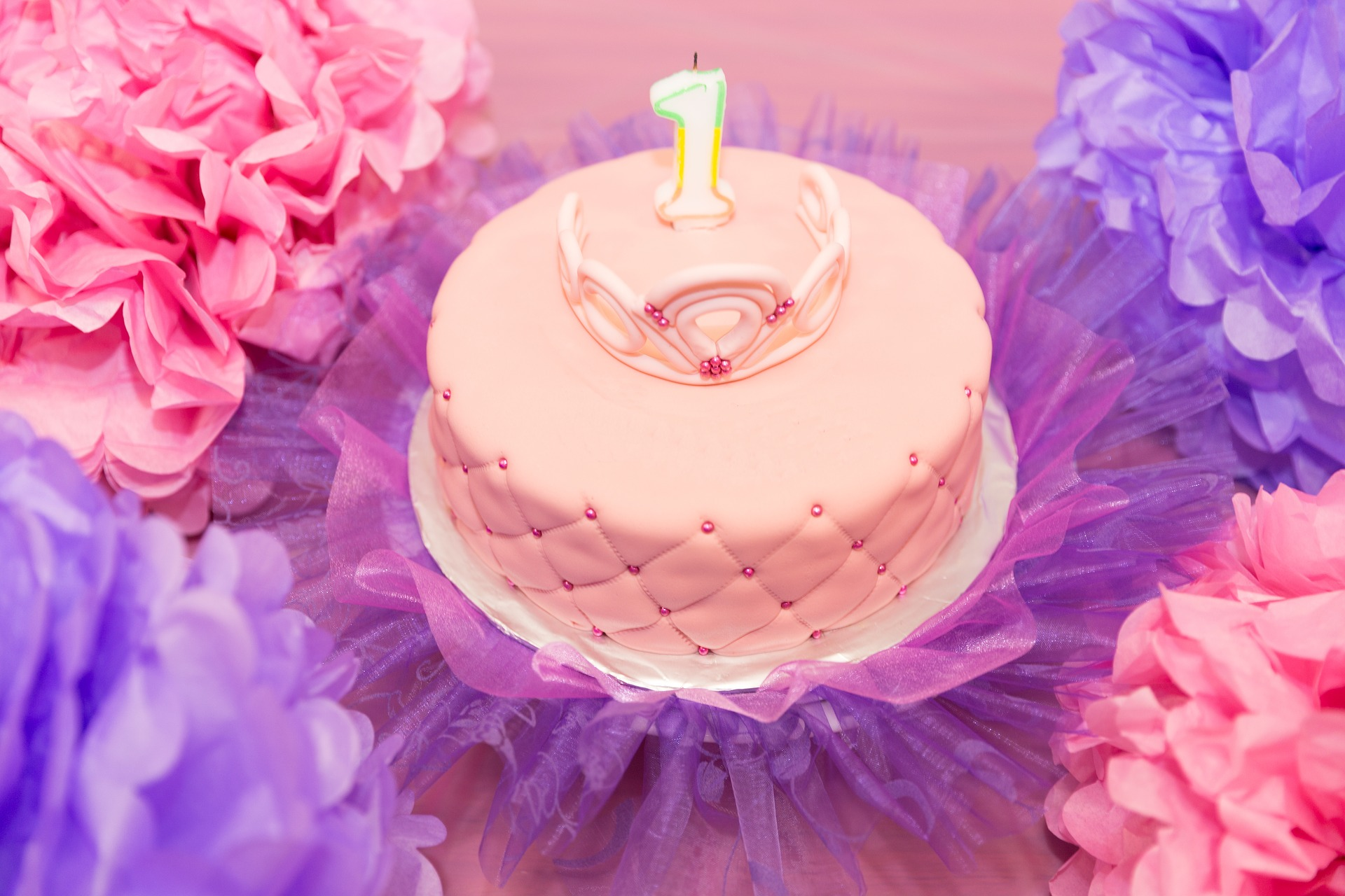 Idéer til dekorationer til børns fødselsdagsfester