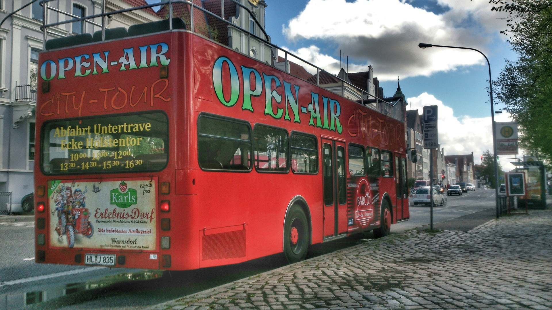 Seeing Rome With An Open Bus Tour