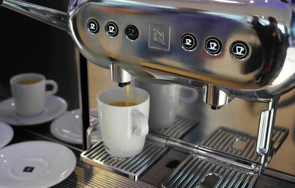 Coffee Vending Machine Benefits Employees