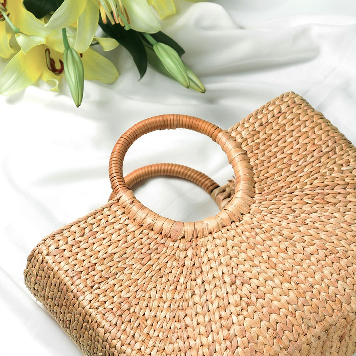 How To Care For A Bali Rattan Bag