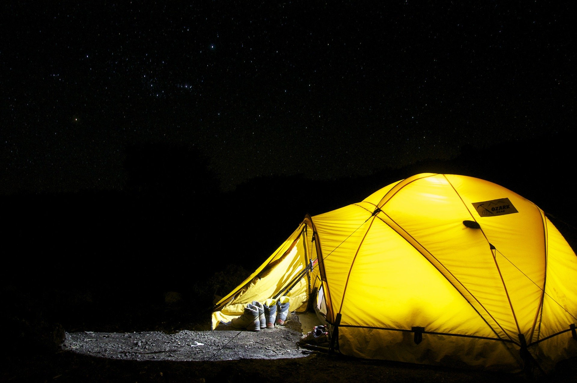 Protect Against Adverse Weather Conditions When Camping