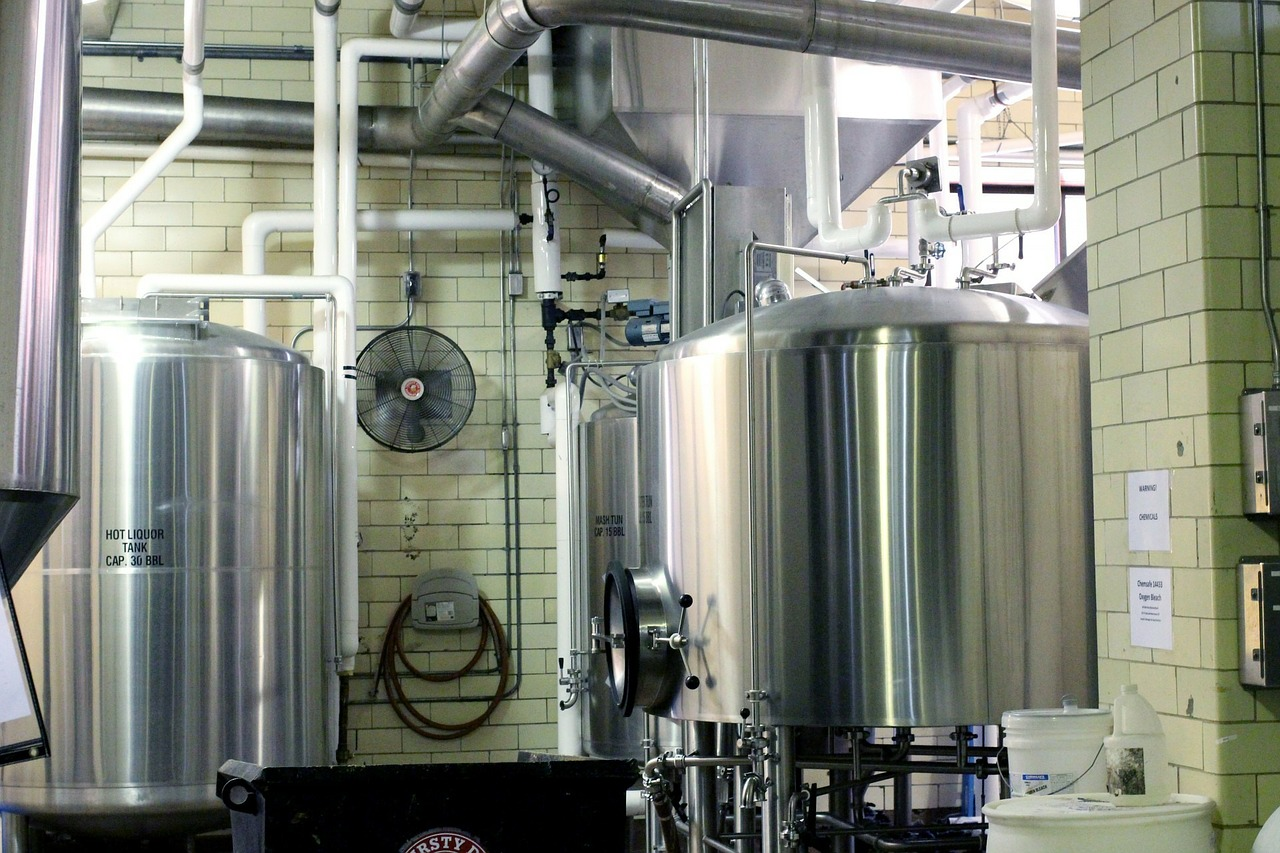 All About Financing Brewing Equipment