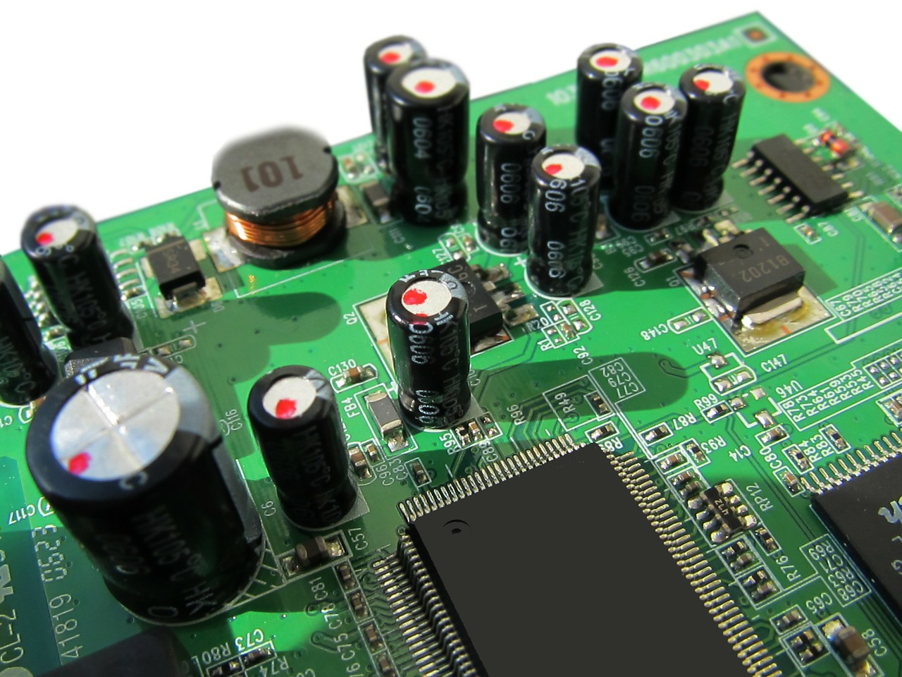 Printed Circuit Board Production And Assemble Services