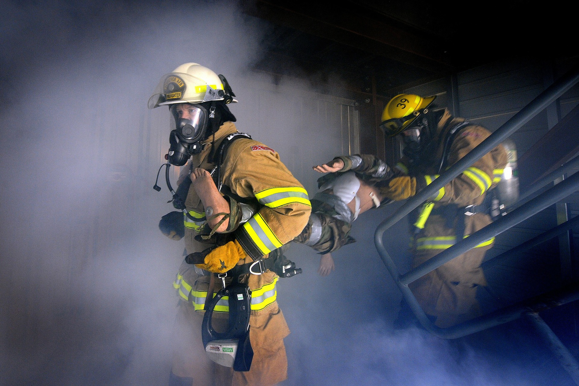 Why Firefighters Need University Degrees