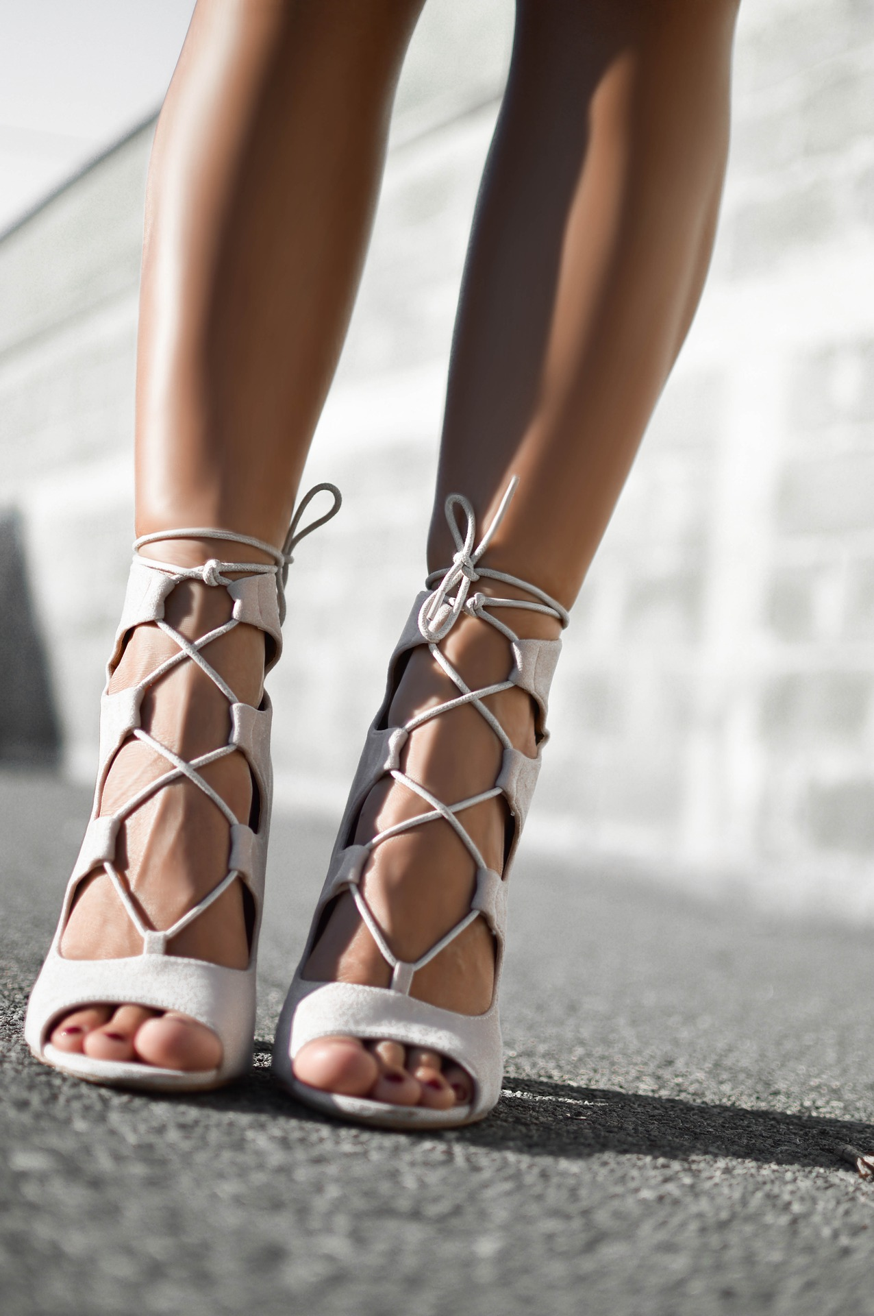 Buy The Best Lace Up Heels