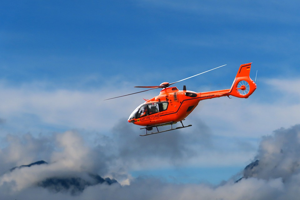 Using The Helicopter Charter Services