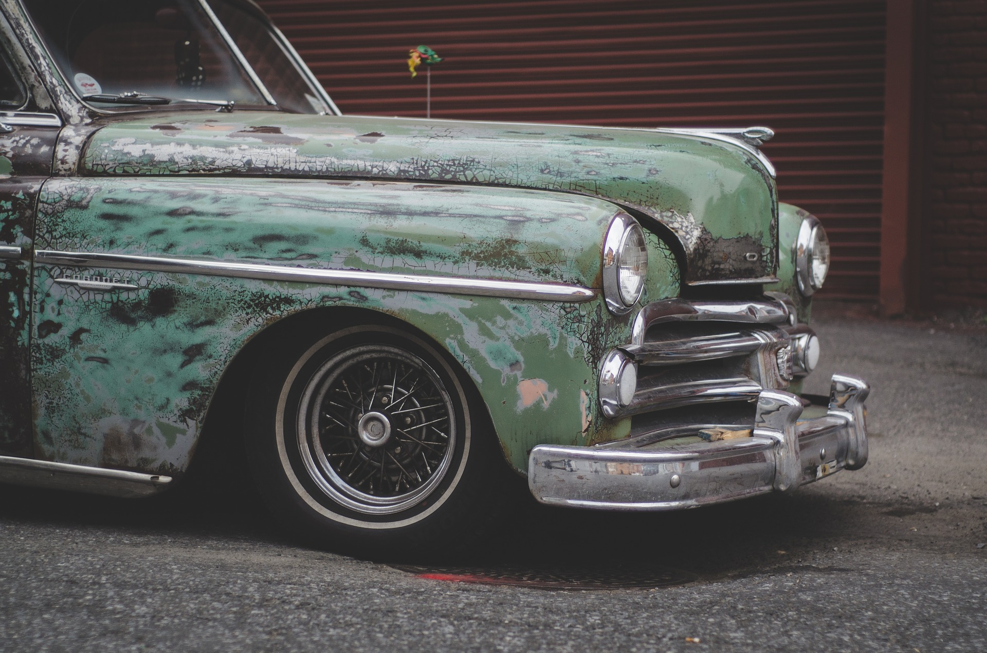Getting Car Scratch Repair