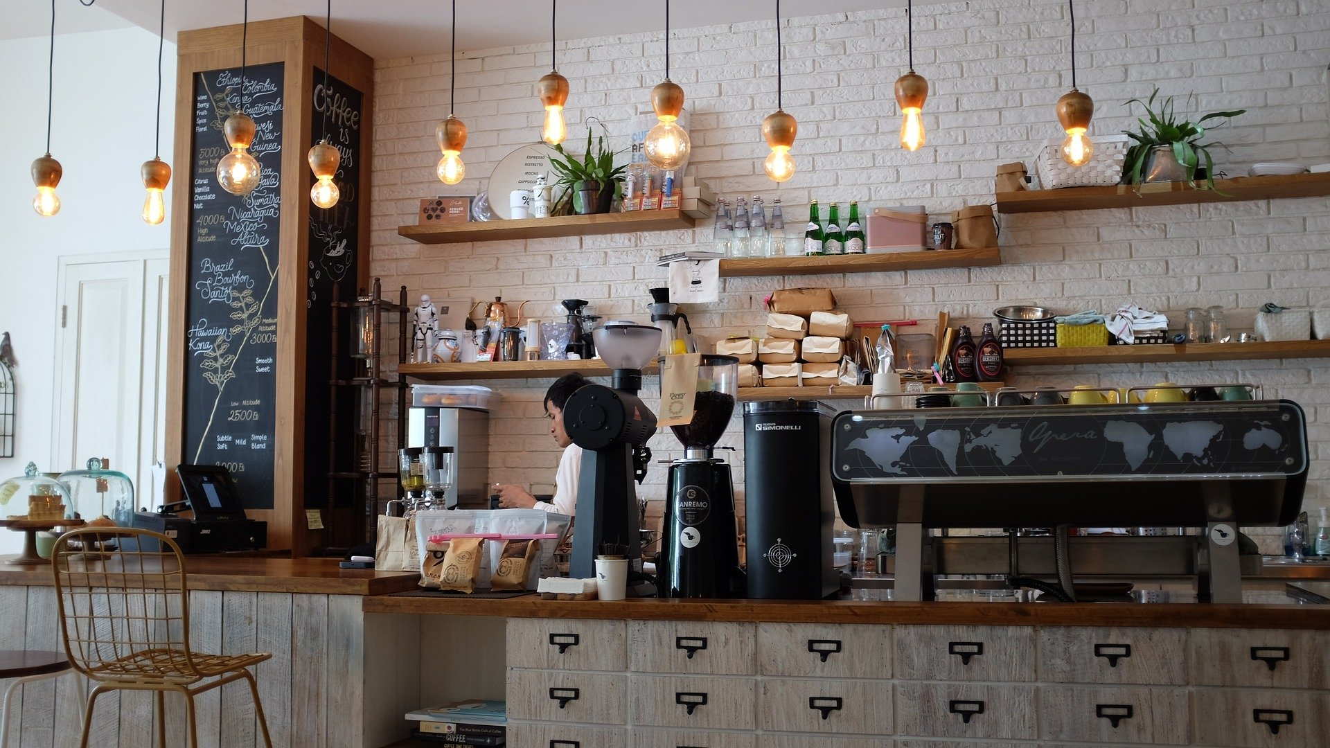 Get The Best Cafe Shopfitting Service