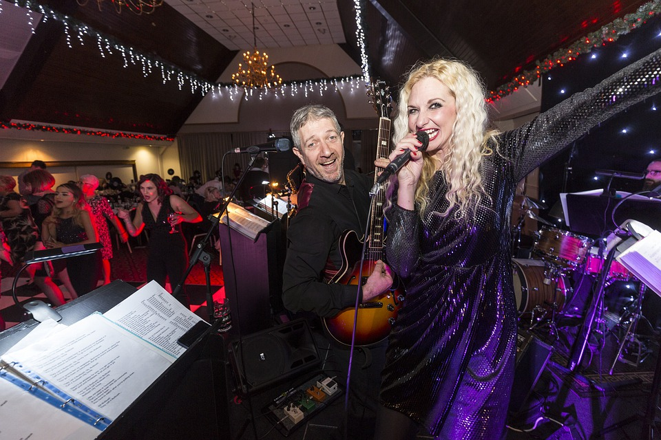 Private Party Bands For Hire