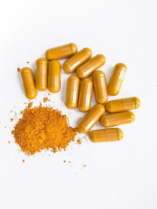 Turmeric Curcumin Vitamin Offers Health Benefits