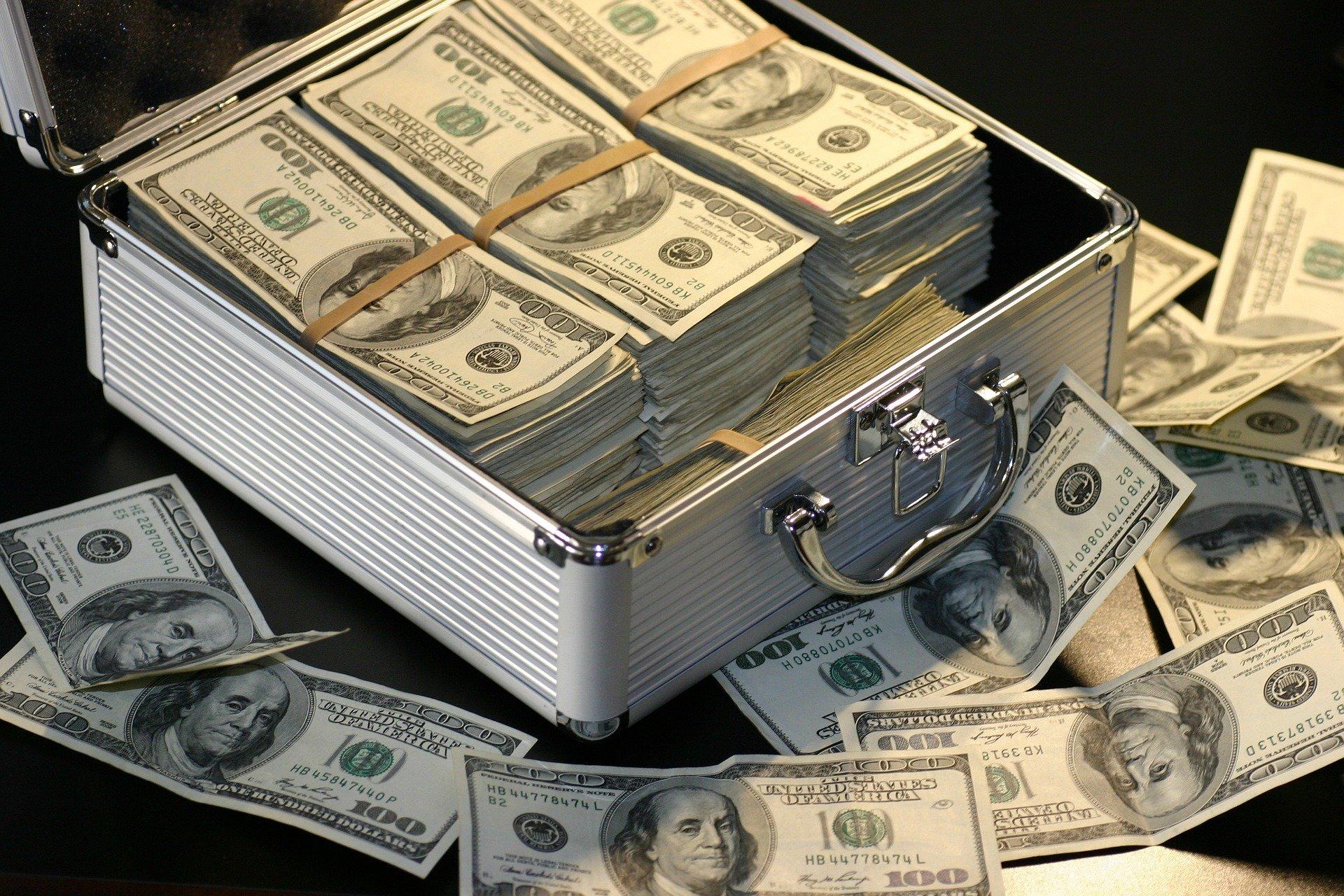 Utilisez le logiciel Free Money