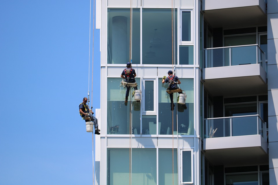 Affordable Domestic Window Cleaning