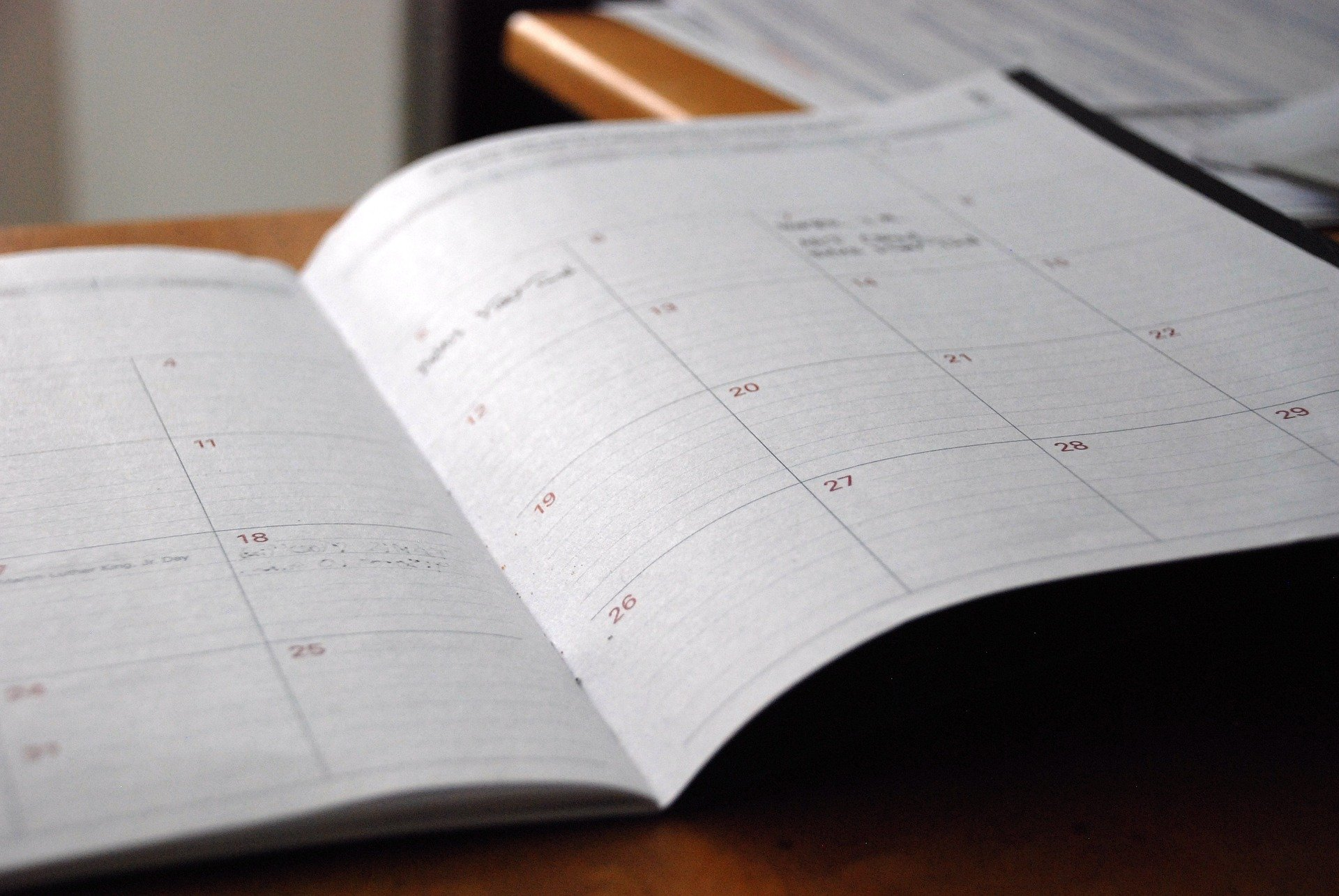 Designing A Daily Schedule Planner