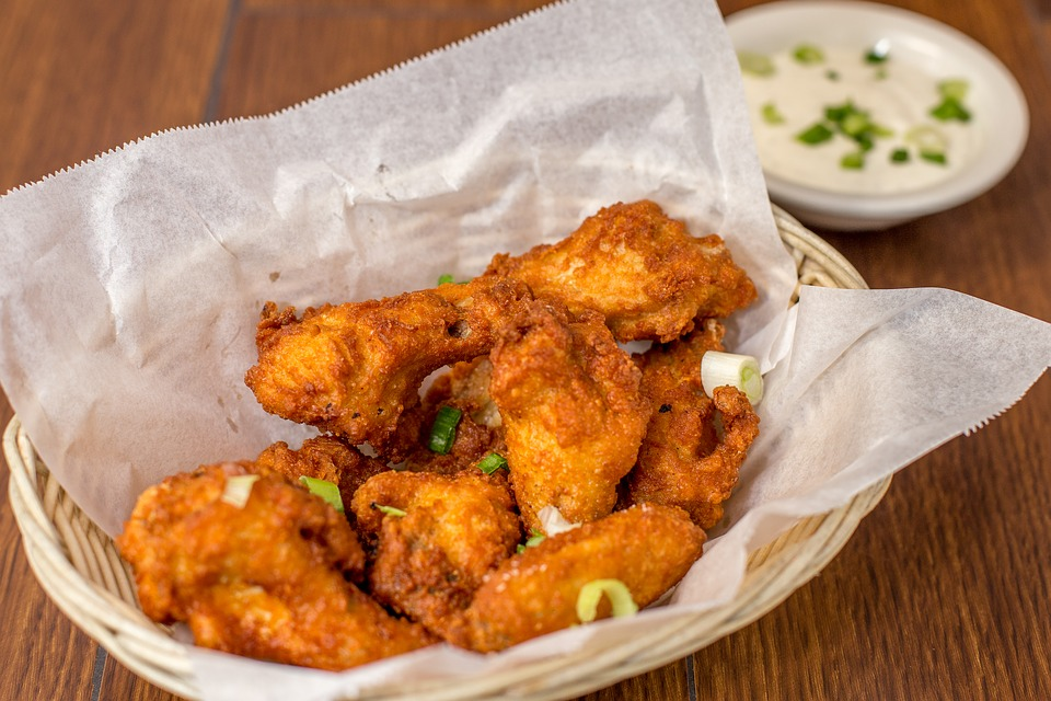 Finding The Best Chicago Chicken Wings
