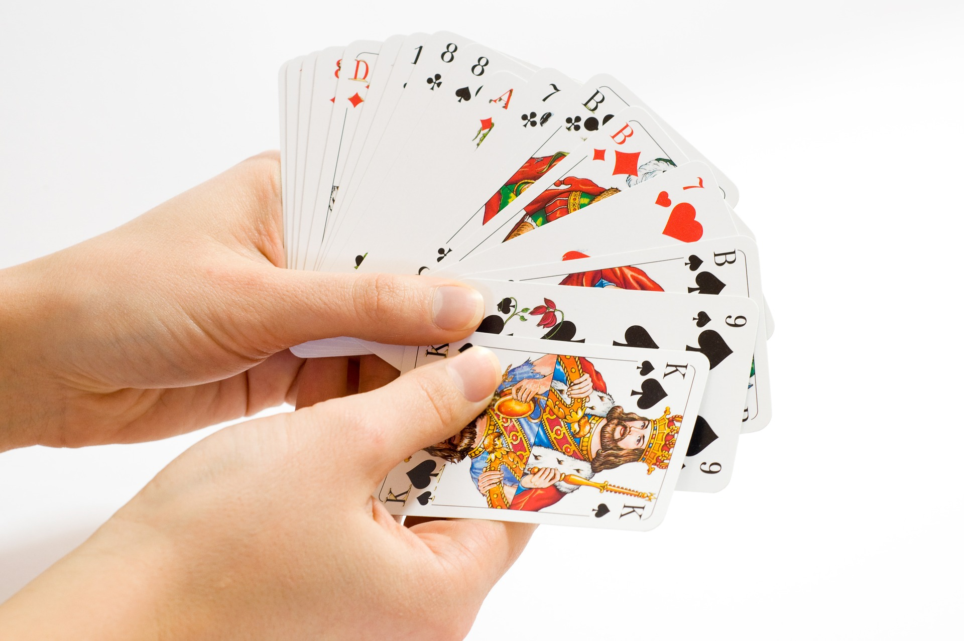 Enjoy Some Of The Best Card Games For Two People