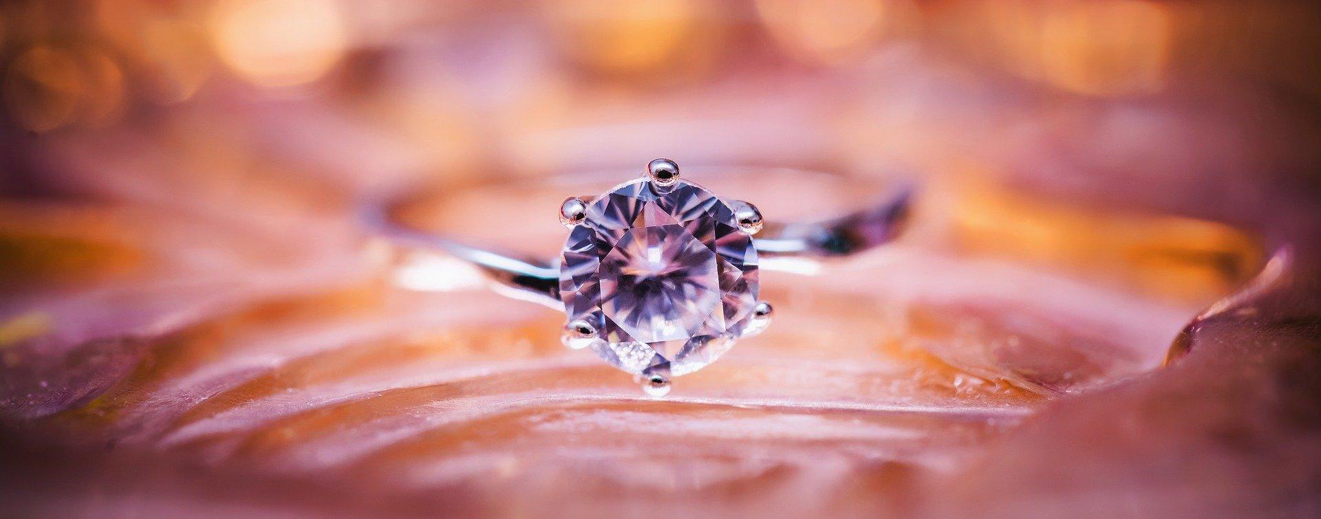 The Beauty Of A Princess Cut Diamond Ring