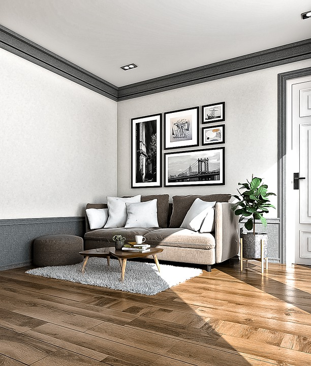 Add Interest To A Room With A Mint Area Rug