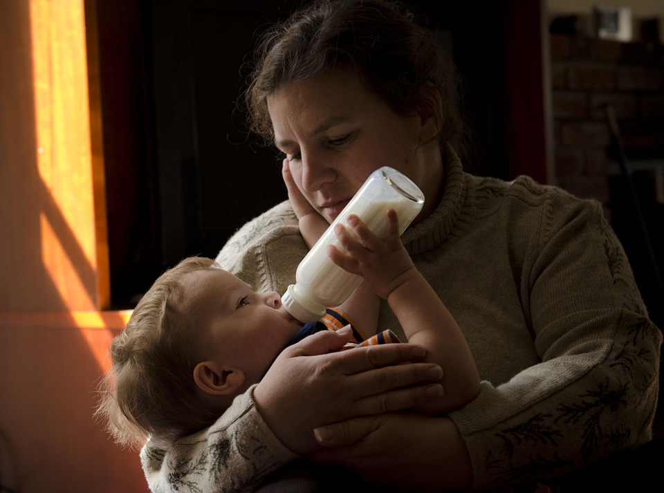 Buying A Breastfeeding Nipple Bottle