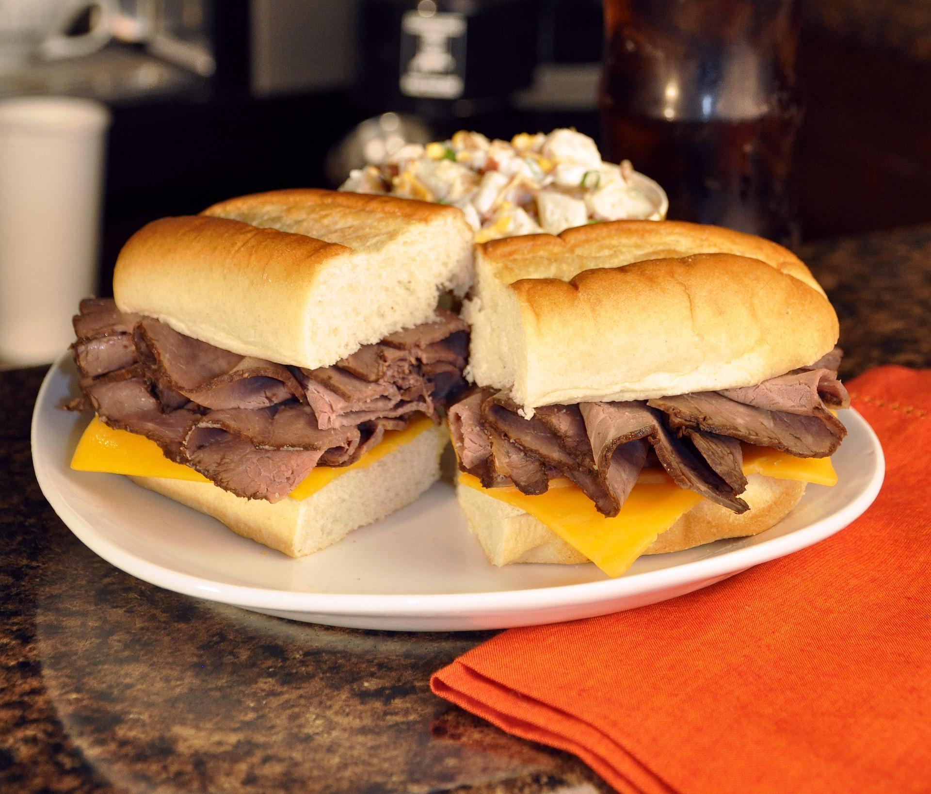 Philly Cheesesteak Slider Recipe