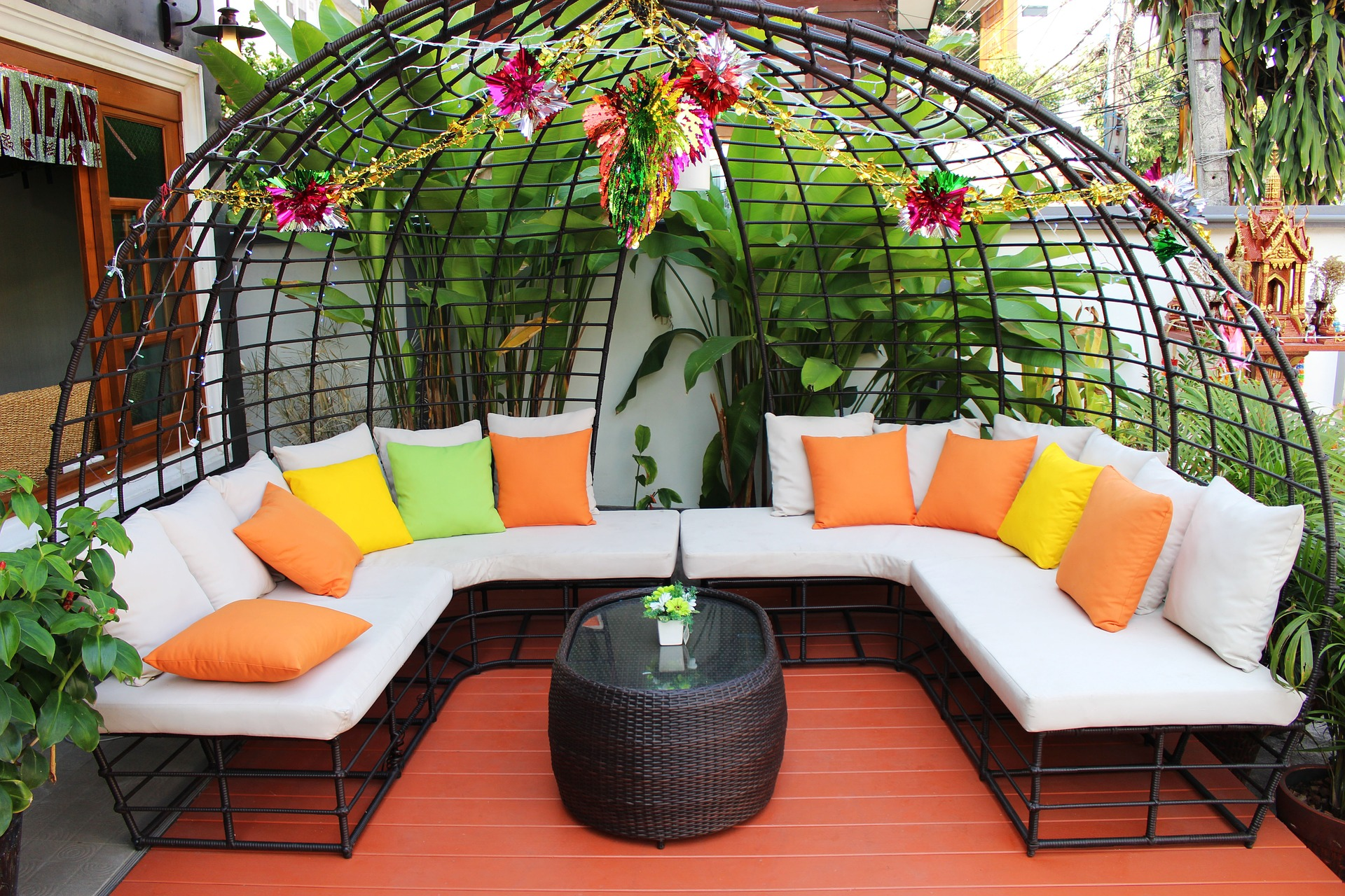 Designer Patio Furniture To Transform An Outdoor Space