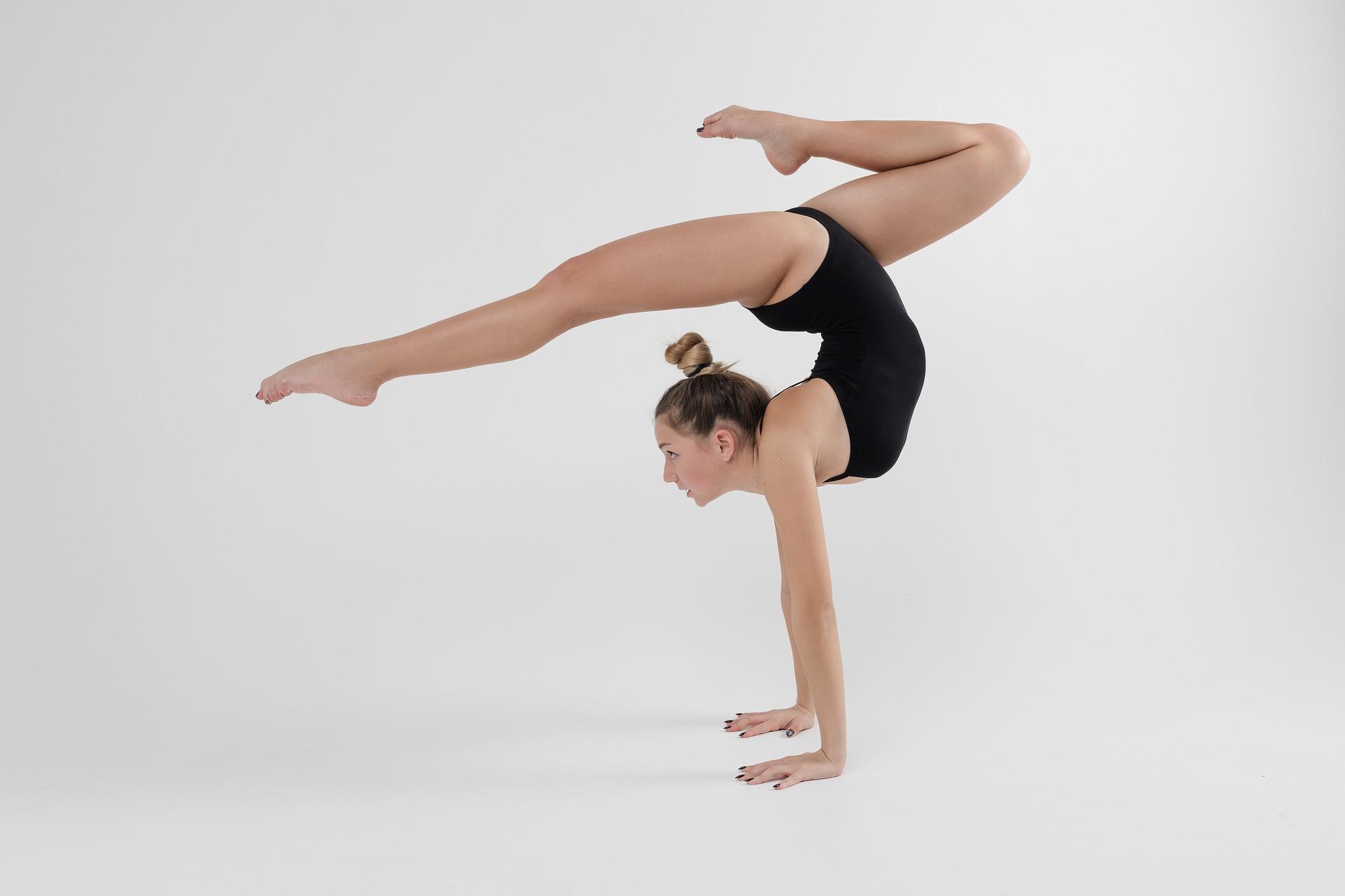 Quality Girls Gymnastics Wear