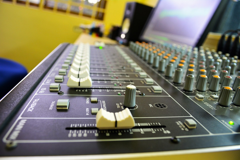 Hiring Dinsdale Sound Systems