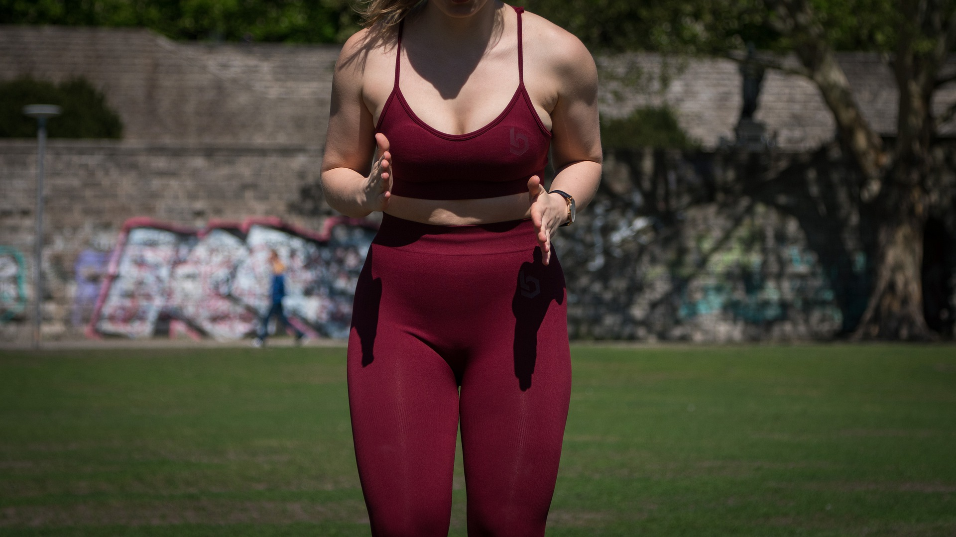 3 Ways To Look Stunning At The Gym Postpartum