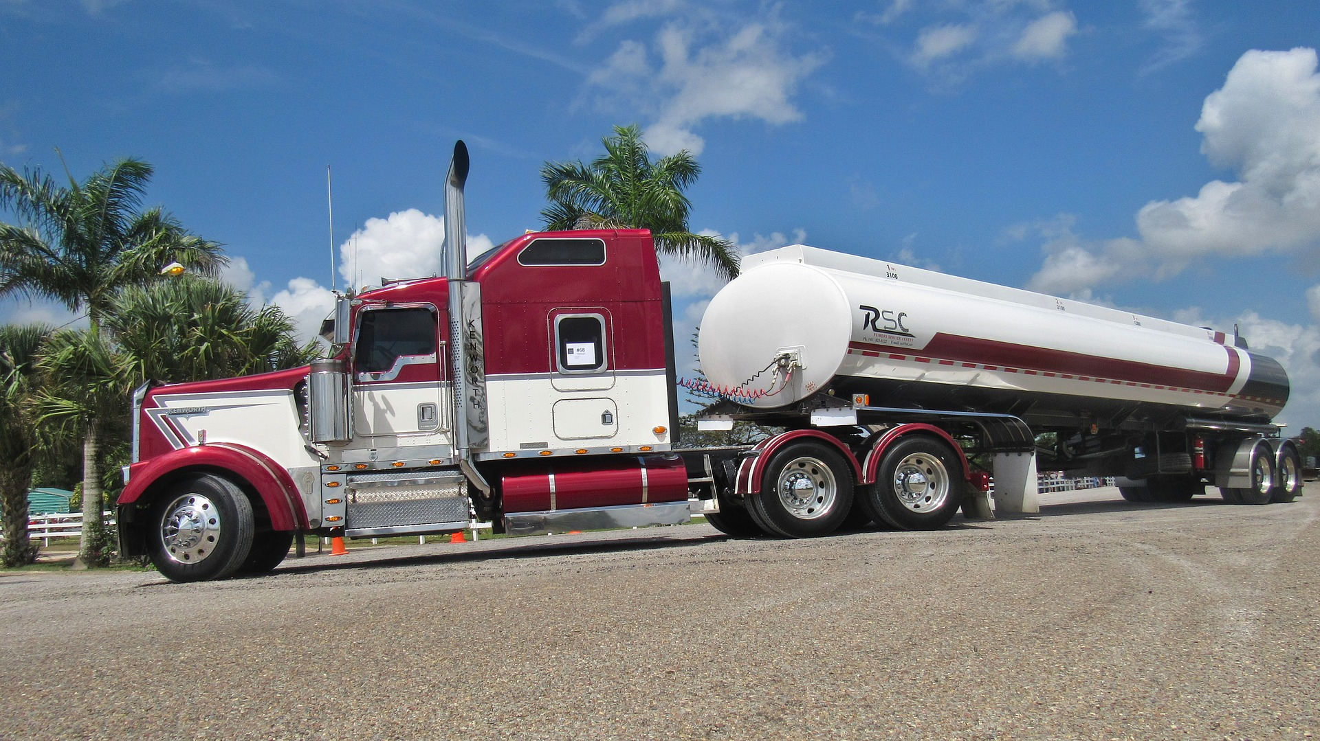 Articulated Trailer Tankers For Rent Or Sale