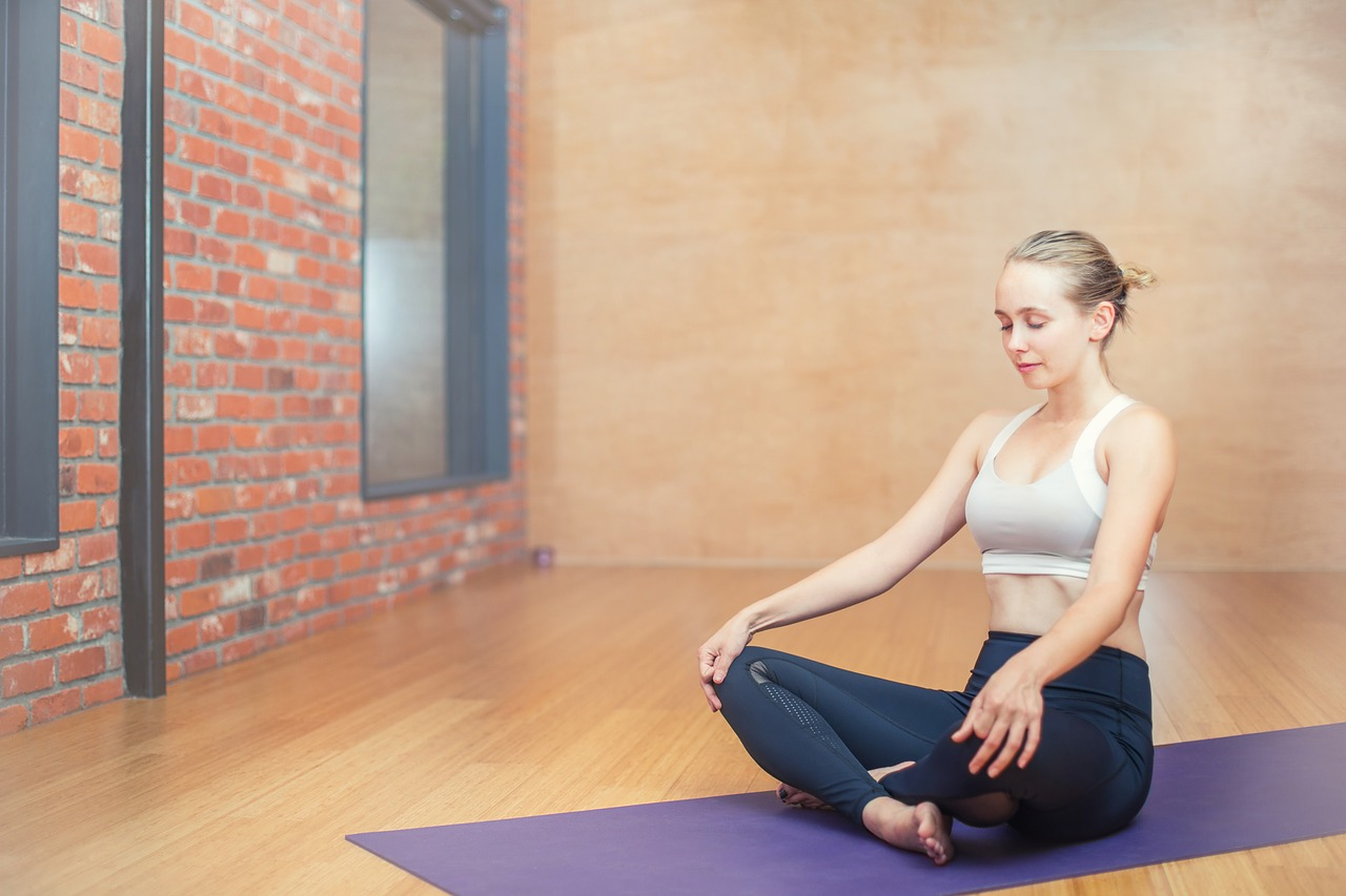 Why You Should Buy A Non Toxic Yoga Mat