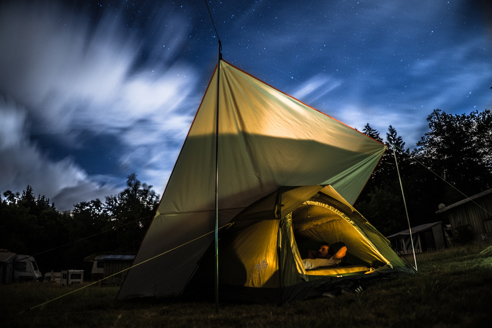 Enjoy The Thrills Of HOH Rainforest Camping