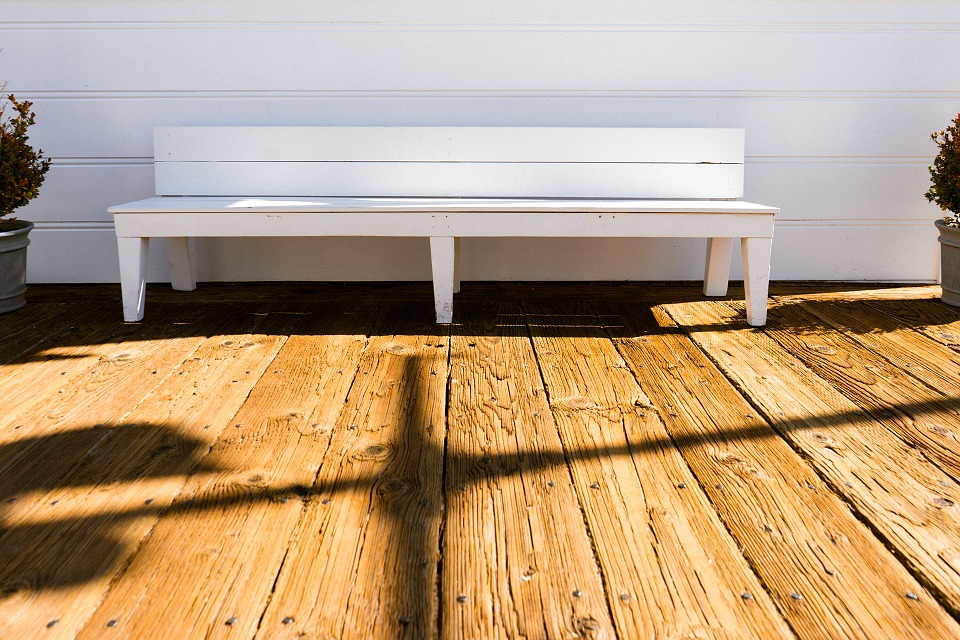 Cleaning Your Composite Wooden Decking