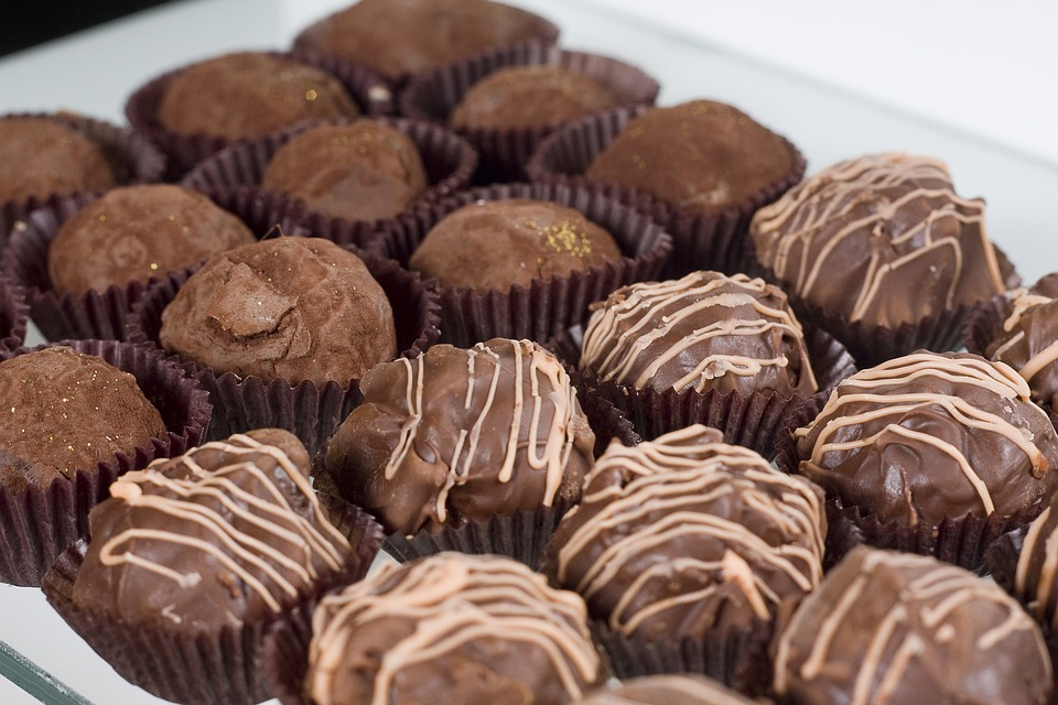 3 Different Types Of Chocolate Truffles