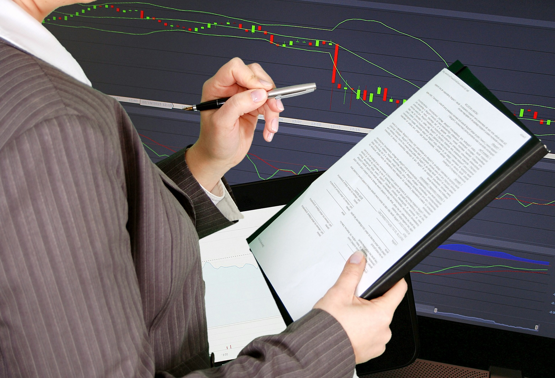 Stock Control Software: 3 Types Of Monitoring Strategies
