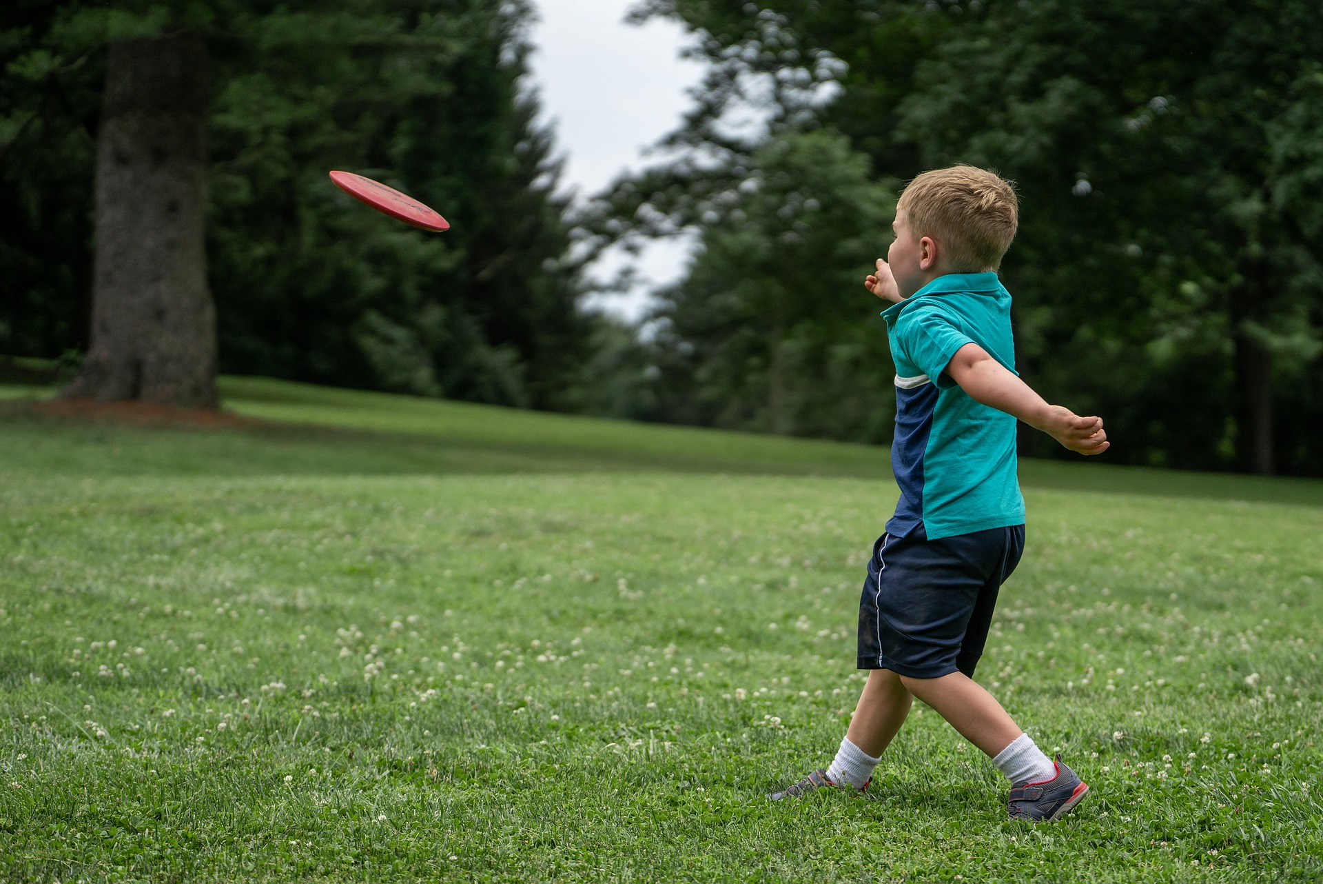 3 Reasons You Should Play Disc Golf With Your Kids