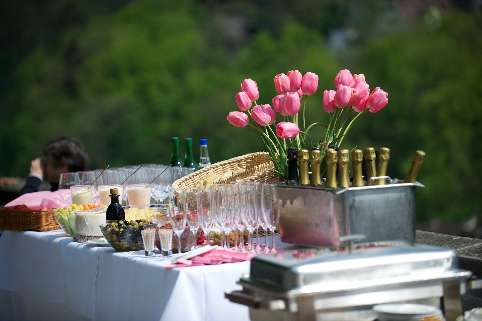 3 Steps To Corporate Catering Packages
